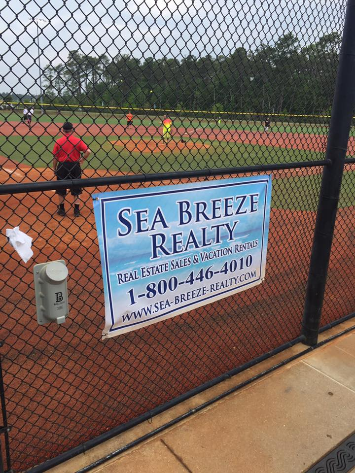 Sea Breeze Realty paying respect to Lil Brooks