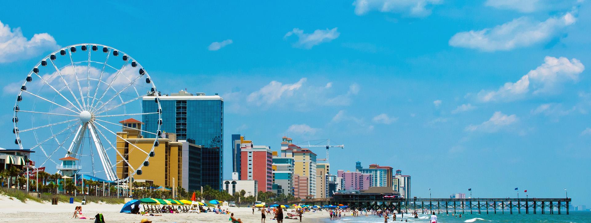Sea breeze realty garden city sc vacation rentals and sales for Garden city sc vacation rentals